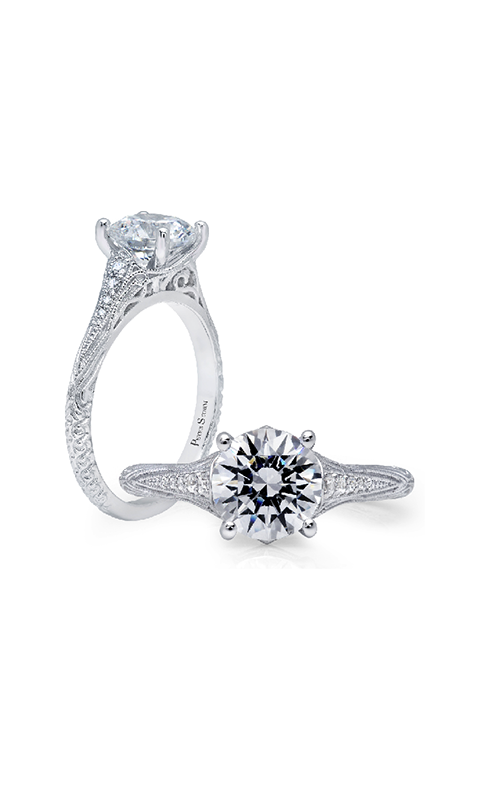Peter Storm Bridal Engagement ring WS372WD2 product image