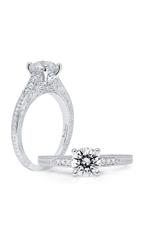 Peter Storm Solitaire Engagement ring WS373WD2 product image