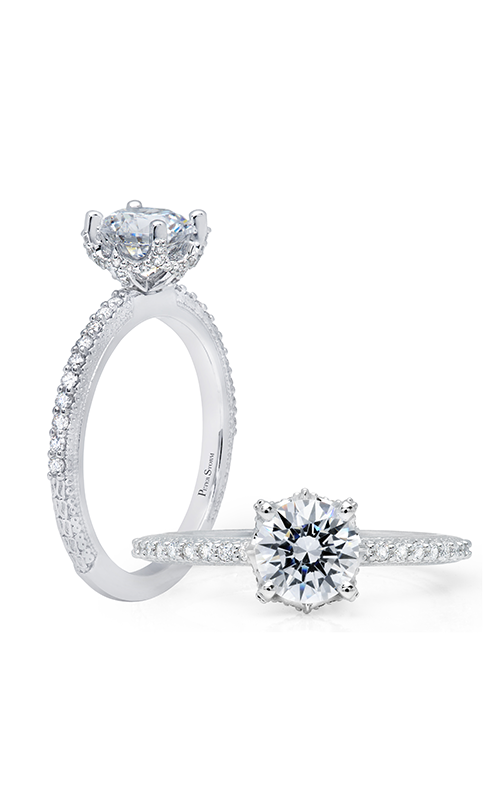Peter Storm Solitaire Engagement ring WS391WD2 product image