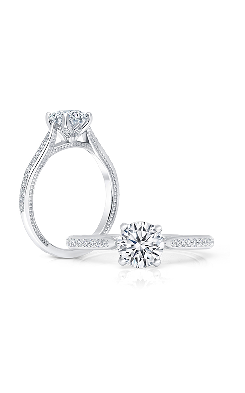 Peter Storm Solitaire Engagement ring WS411WD2 product image
