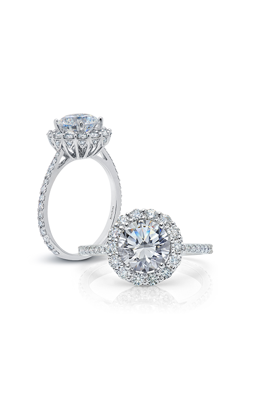Peter Storm Semi Mounts Engagement ring WS029LWD product image