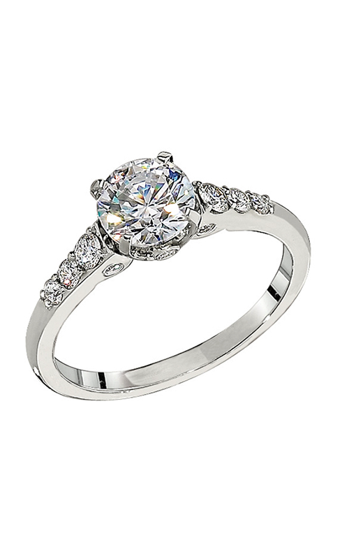 Peter Storm Semi Mounts Engagement ring WS035WD product image