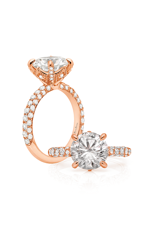 Peter Storm Cinderella Engagement ring WS169_4DiaR product image