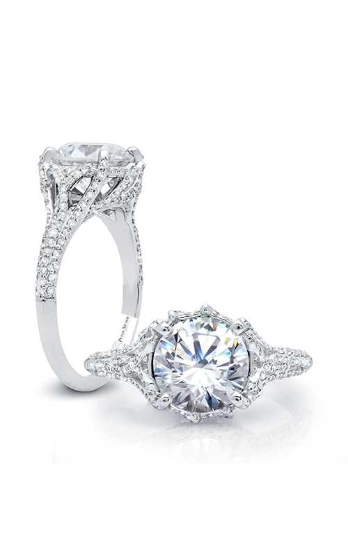 Peter Storm Cinderella Engagement ring WS186_4DiaW product image