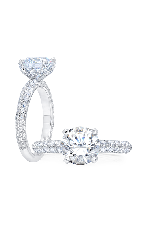 Peter Storm Cinderella Engagement ring WS353_4DiaW product image