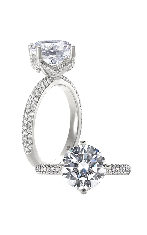 Peter Storm Cinderella Engagement ring WS457_4DiaW product image