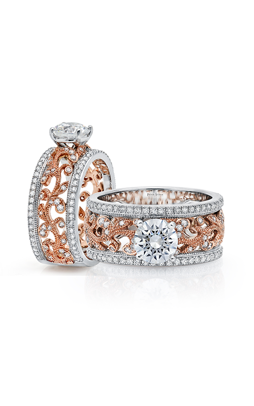 Peter Storm Cinderella Engagement ring WS503_4DiaRW product image