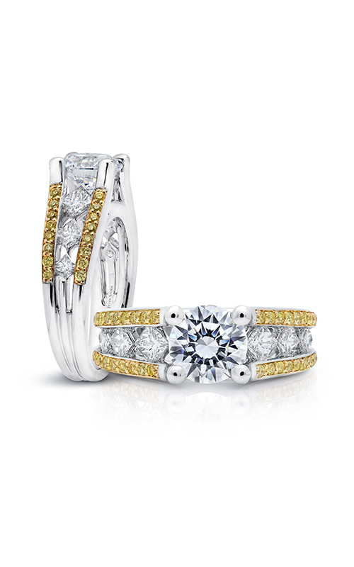Peter Storm Naked Diamonds Engagement ring WS102WDXYD product image