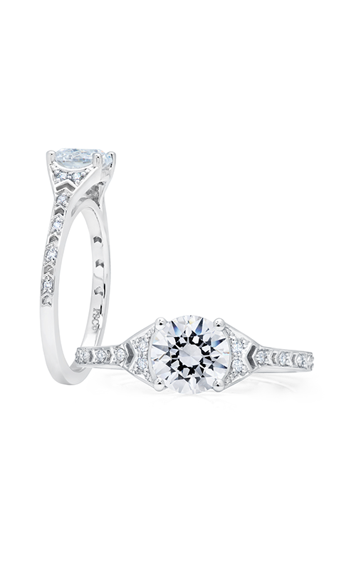 Peter Storm Entrée Engagement ring WS352_4DiaW product image