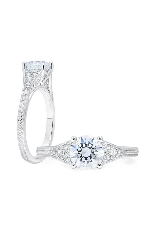 Peter Storm Entrée Engagement ring WS359_4DiaW product image