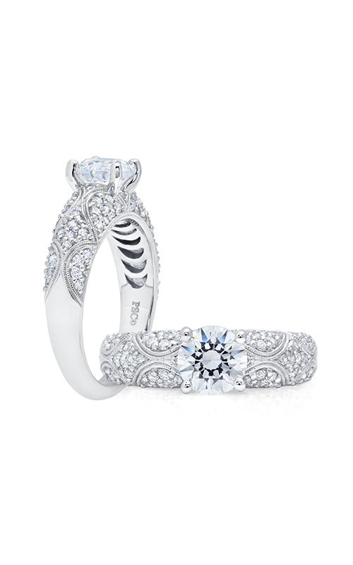 Peter Storm Entrée Engagement ring WS367_4DiaW product image