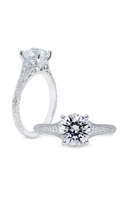 Peter Storm Entrée Engagement ring WS372_4DiaW product image