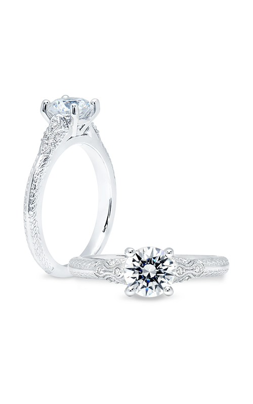 Peter Storm Entrée Engagement ring WS386_4DiaW product image