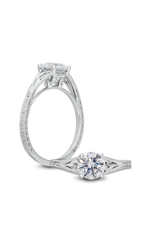 Peter Storm Entrée Engagement ring WS421_4W product image