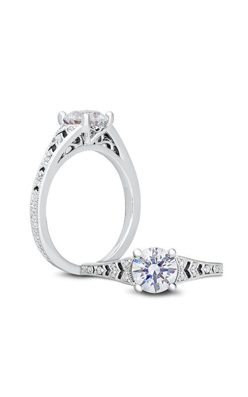 Peter Storm Entrée Engagement ring WS423_4DiaW product image