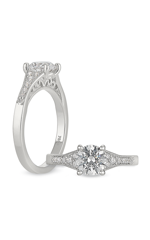 Peter Storm Entrée Engagement ring WS466_4DIAW product image