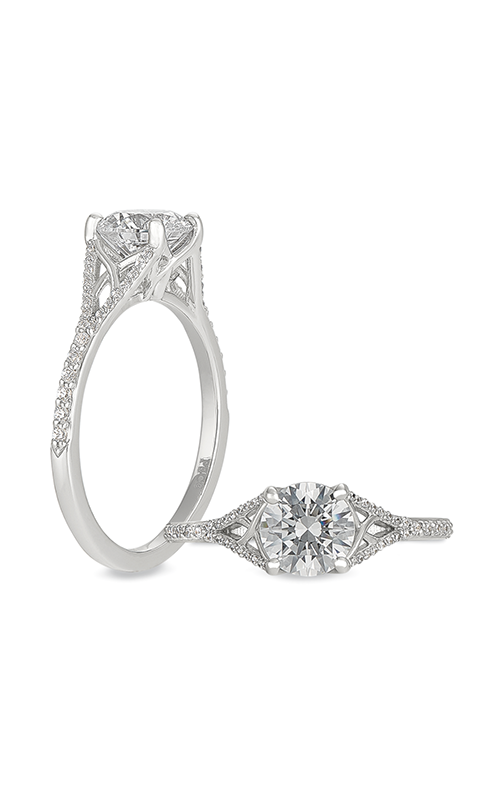Peter Storm Entrée Engagement ring WS468_4DIAW product image