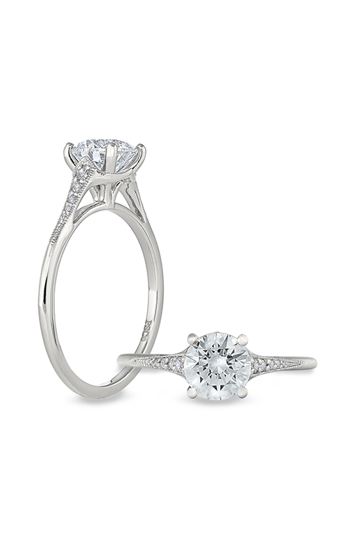 Peter Storm Entrée Engagement ring WS480_4DiaW product image