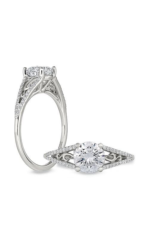 Peter Storm Entrée Engagement ring WS482_4DiaW product image