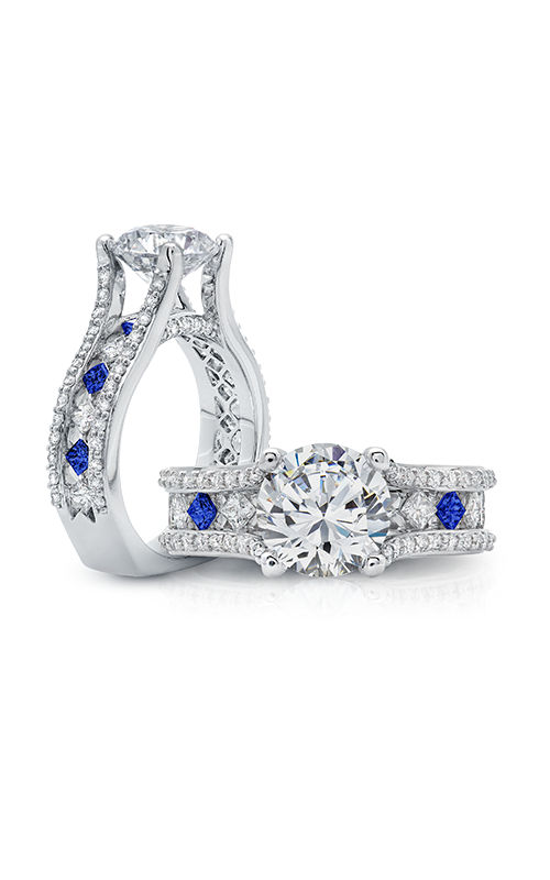 Peter Storm Naked Diamonds Engagement ring WS174_4DBLW X6 product image