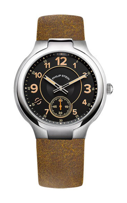 Philip Stein Round Large Watch 42-FCLBK product image