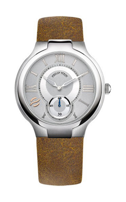 Philip Stein Round Large Watch 42-SIL product image
