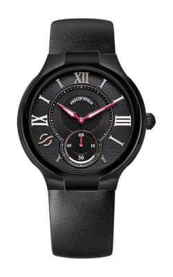 Philip Stein Round Large Watch 42B-BKRD product image