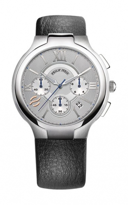 Philip Stein Round Chronograph Watch 45-CRSIL product image