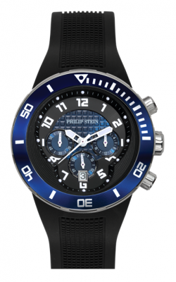 Philip Stein Extreme Chronograph Watch 33-XBL-RB product image