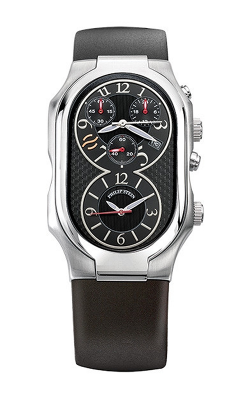 Philip Stein Chronograph Watch 3-CRBK product image