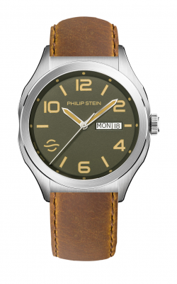 Philip Stein Round Large Watch 16A-BELM-CASTM product image