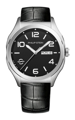 Philip Stein Round Large Watch 16A-WLBK product image