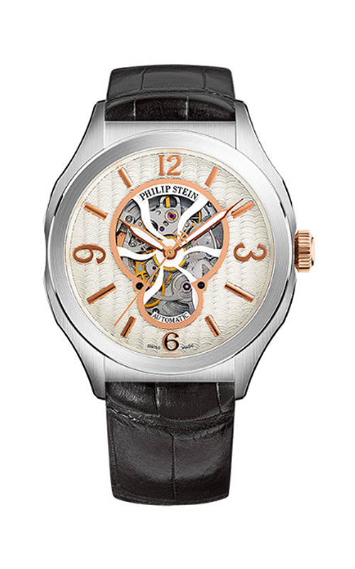 Philip Stein Round Oversized Watch 17A-SKFW product image