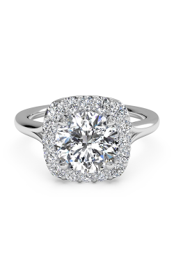 Ritani Halo Engagement Ring 1R1322 product image