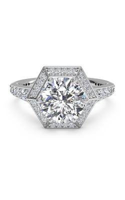 Ritani Halo Engagement Ring 1R3105 product image