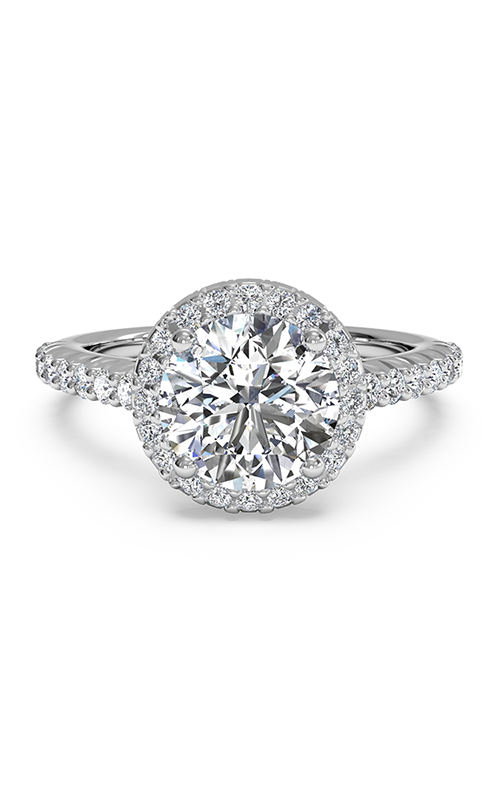 Ritani Halo Engagement ring 1R3705 product image