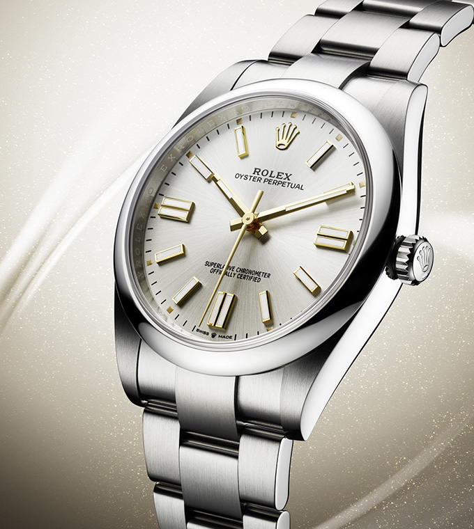Oyster Perpetual 41