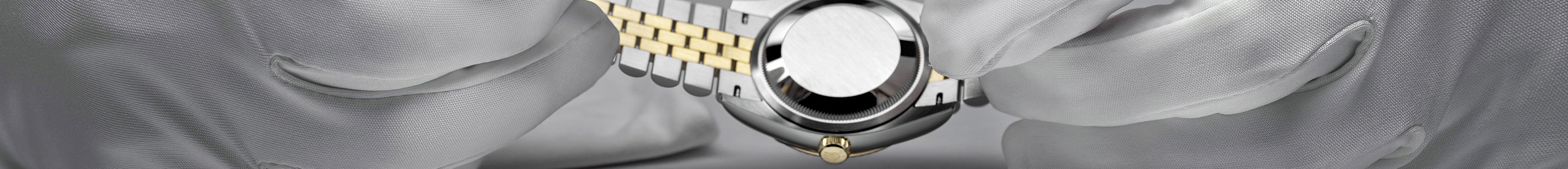 Rolex servicing procedure cover