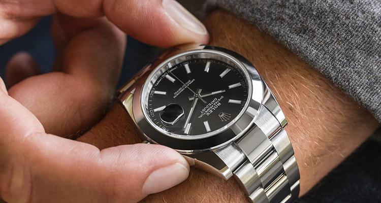 Rolex Worn Watch