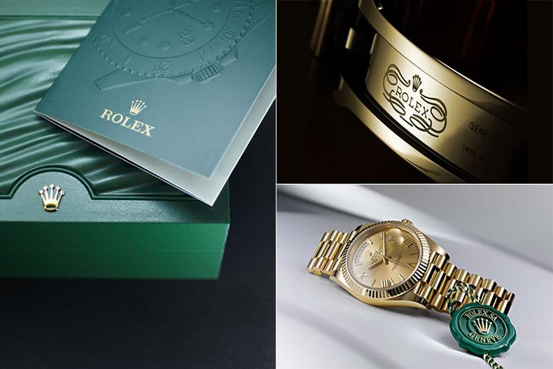 Rolex Contact Us