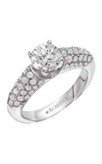 Romance Wedding Bands 117174-S