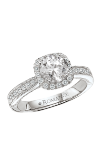 Romance Wedding Bands 117221-100