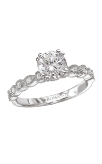 Romance Wedding Bands 117225-S