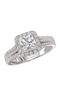 Romance Wedding Bands 117235-100