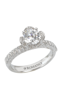 Romance Wedding Bands 117244-S