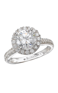 Romance Wedding Bands 117264-100