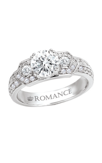 Romance Wedding Bands 117267-100