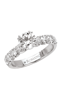 Romance Wedding Bands 117271-S