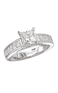 Romance Wedding Bands 117281-S