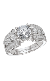 Romance Wedding Bands 117289-100